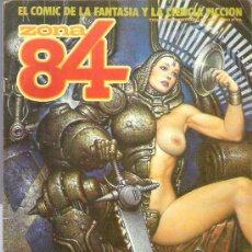 Cómics: ZONA 84 - TOUTAIN EDITOR Nº 32 1986. Lote 16742142