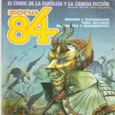 Cómics: ZONA 84 - TOUTAIN EDITOR Nº 17 1985. Lote 16742162