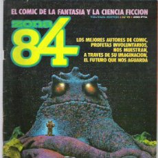 Cómics: ZONA 84 - TOUTAIN EDITOR Nº 15 1985. Lote 19511327