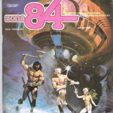 Cómics: ZONA 84 - TOUTAIN EDITOR Nº 2 1984. Lote 16742245