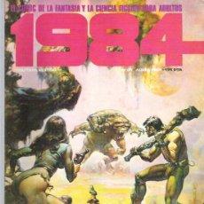 Cómics: 1984 - TOUTAIN EDITOR Nº 51 ABRIL 1983. Lote 19511330