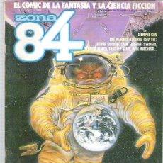 Cómics: ZONA 84 - TOUTAIN EDITOR Nº 25 1985. Lote 17958655