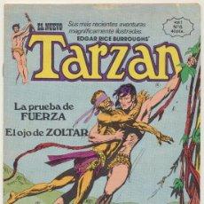 Cómics: EL NUEVO TARZÁN VOL. 1 Nº 6. TOUTAIN 1979.. Lote 16872290