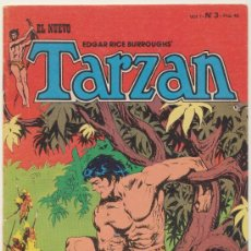 Cómics: EL NUEVO TARZÁN VOL. 1 Nº 3. TOUTAIN 1979.. Lote 16872517