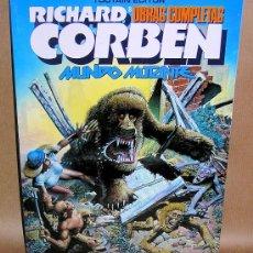 Cómics: RICHARD CORBEN - MUNDO MUTANTE - TOUTAIN - NUEVO (PRECINTADO) - OBRAS COMPLETAS 8. Lote 44370104
