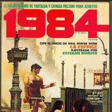 Cómics: 1984 Nº 5 ,TOUTAIN EDITOR. Lote 17877981