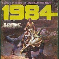 Cómics: 1984 Nº 18 ,TOUTAIN EDITOR. Lote 17878004