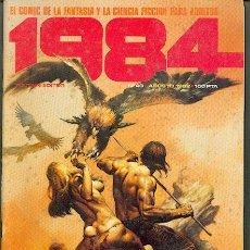 Cómics: 1984 Nº 43 ,TOUTAIN EDITOR. Lote 17878010