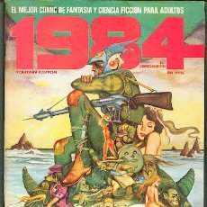 Cómics: 1984 Nº 17 ,TOUTAIN EDITOR. Lote 17878035