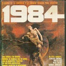Cómics: 1984 Nº 19 ,TOUTAIN EDITOR. Lote 17878046