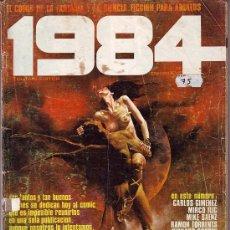 Cómics: 1984 Nº 19 ED .TOUTAIN. Lote 18250852