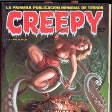 Fumetti: CREEPY - TOMO Nº 2 - CUATRO NÚMEROS (DEL 4 AL 7).. Lote 18640103