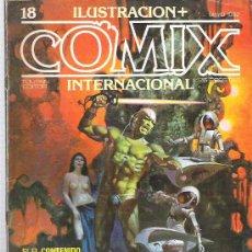 Cómics: COMIX TOUTAIN EDITOR NUM 18 1982. Lote 18713346