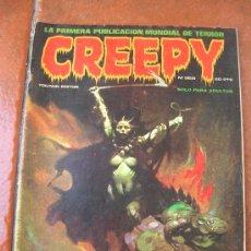 Cómics: CREEPY: Nº 6. Lote 19082609