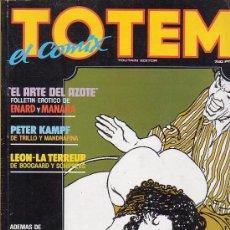 Cómics: TOTEM EL COMIX , TOMO RECOPILATORIO ( Nº 28 A 30 ). Lote 19347132