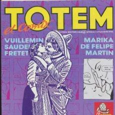 Cómics: TOTEM EL COMIX. LOTE DE 10 EJEMPLARES. Lote 19475826