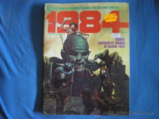1984 Nº 11 2ª ED TOUTAIN CORBEN BEA LUCQUES SIMBAD 1979 D1 (Tebeos y Comics - Toutain - 1984)