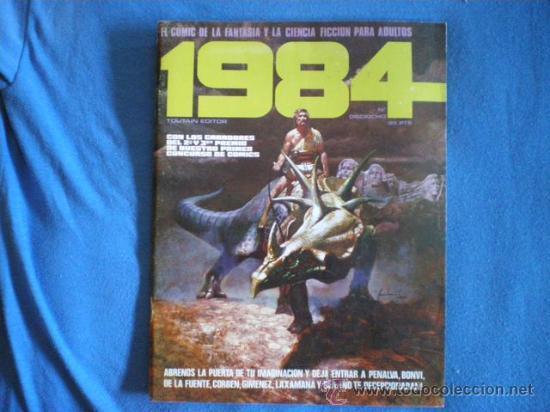 1984 Nº 18 TOUTAIN CORBEN BEA DE LA FUENTE CARLOS GIMENEZ 1980 D1 (Tebeos y Comics - Toutain - 1984)