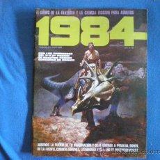 Cómics: 1984 Nº 18 TOUTAIN CORBEN BEA DE LA FUENTE CARLOS GIMENEZ 1980 D1. Lote 20303647