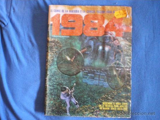 1984 Nº 21 TOUTAIN CORBEN BEA DE LA FUENTE 1980 D1 (Tebeos y Comics - Toutain - 1984)