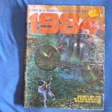 Cómics: 1984 Nº 21 TOUTAIN CORBEN BEA DE LA FUENTE 1980 D1. Lote 20303670