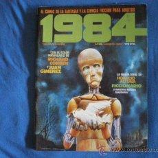Cómics: 1984 Nº 55 TOUTAIN CORBEN ALTUNA JUAN GIMENEZ 1983 D1. Lote 20303754