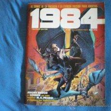 Cómics: 1984 Nº 58 TOUTAIN CORBEN PRADO ALTUNA AURALEON 1983 D1. Lote 27115666