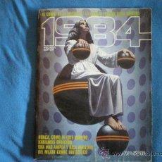 Cómics: 1984 Nº 59 TOUTAIN JUAN GIMENEZ ALTUNA AURALEON 1983 D1. Lote 20303830