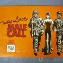 Cómics: COMICS MALE CALL MISS LANCE, TOUTAIN EDITOR1982. Lote 26632430
