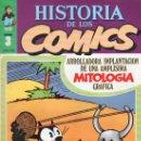 Cómics: HISTORIA DE LOS COMICS. TOUTAIN EDITOR. FASCICULO 3.. Lote 20481165