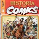 Cómics: HISTORIA DE LOS COMICS. TOUTAIN EDITOR. FASCICULO 15.. Lote 20481198