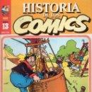 Cómics: HISTORIA DE LOS COMICS. TOUTAIN EDITOR. FASCICULO 13.. Lote 20481284