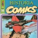 Cómics: HISTORIA DE LOS COMICS. TOUTAIN EDITOR. FASCICULO 14.. Lote 20481299