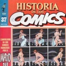Cómics: HISTORIA DE LOS COMICS. TOUTAIN EDITOR. FASCICULO 37.. Lote 20481463