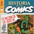 Cómics: HISTORIA DE LOS COMICS. TOUTAIN EDITOR. FASCICULO 38.. Lote 20481469