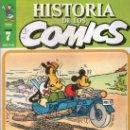 Cómics: HISTORIA DE LOS COMICS. TOUTAIN EDITOR. FASCICULO 7.. Lote 20481583