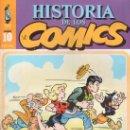 Cómics: HISTORIA DE LOS COMICS. TOUTAIN EDITOR. FASCICULO 10.. Lote 20481609