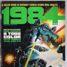 Cómics: 1984. TOUTAIN 1ª EDICIÓN.1978. LOTE DE 10 EJEMPLARES DEL 6 AL 15.. Lote 20528135