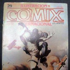 Cómics: COMIX INTERNACIONAL NÚM. 29. Lote 26649575