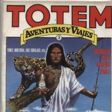 Cómics: TOTEM. AVENTURAS Y VIAJES Nº 3.. Lote 21678148