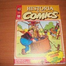 Cómics: HISTORIA DE LOS COMICS Nº 13 TOUTAIN 1982. Lote 21692548