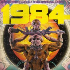 Cómics: 1984 Nº 14 - 1979. Lote 22369195