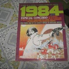 Cómics: 1984 NUMERO ESPECIAL CONCURSO. Lote 22740825