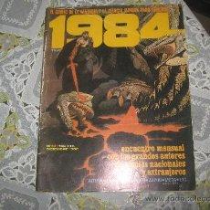 Cómics: 1984,Nº 47.. Lote 22741198