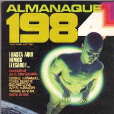 Cómics: AMANAQUE 1984 . Lote 22789642