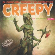 Cómics: CREEPY 52 TOUTAIN. Lote 24029787