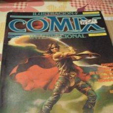 Cómics: COMIC AVENTURAS TOUTAIN: COMIX 37 NORMAN ROCKWELL Y COMIX 38 EISNER JJ-CE . Lote 103556623