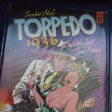 Cómics: COMICS TORPEDO 1936. JORDI BERNET SANCHEZ ABULI TOMO 0. Lote 24401176