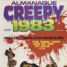 Cómics: CREEPY ALMANAQUE 1983. Lote 23162019