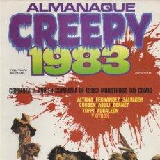 Cómics: CREEPY ALMANAQUE 1983. Lote 23162019